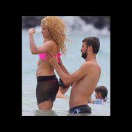 Shakira bikini 2015