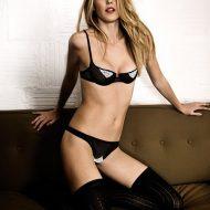 Shannan Click lingerie