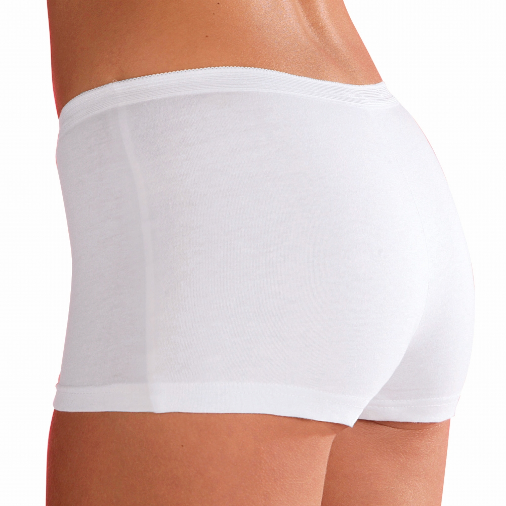 shorty femme coton