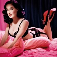 Sous-Vetements Dita Von Teese