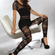 Svea legging livco sl lingerie noir
