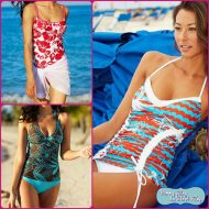 Swimwear tankini sets