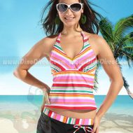 Tankini shorts swimwear