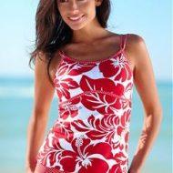 Tankini style swimsuit