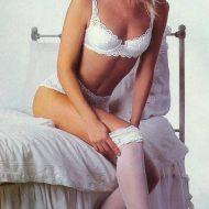Valeria Mazza lingerie