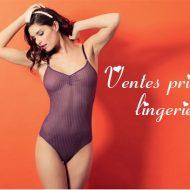 Vente de lingerie coquine